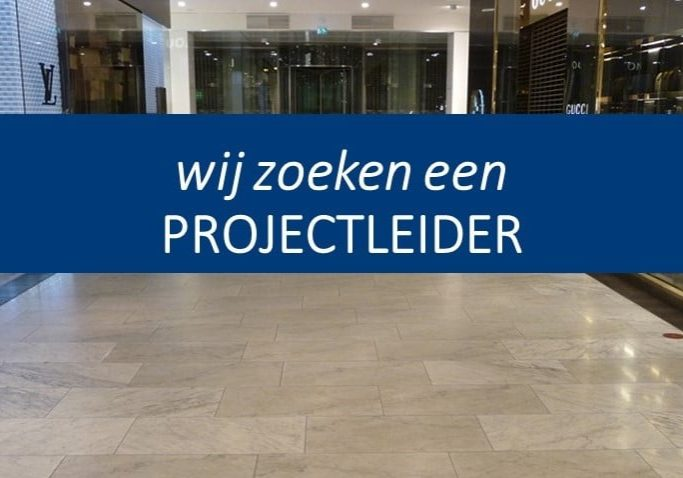 VACATURE PROJECTLEIDER 1